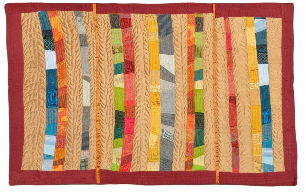 Color Study 2: Silk Landscape